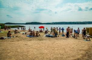 «Смоленское Поозерье» заработало на отдыхающих более 100 тысяч рублей