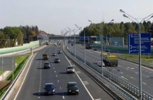 Смолян предупреждают об ограничении скорости на трассе М1