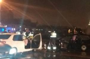 Подушка безопасности «Датсуна» сломала шею смоленскому водителю?