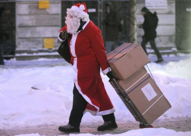 К маленьким смолянам не приедет Дед Мороз