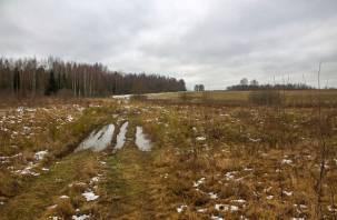 В Смоленской области провалили уборку льна