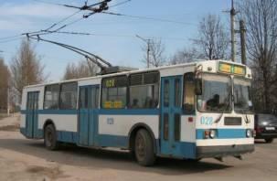 В Смоленске по улице Шевченко вновь поехали троллейбусы и трамваи