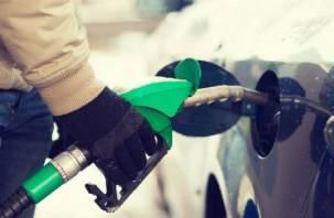 На смоленских заправках выросли цены на бензин