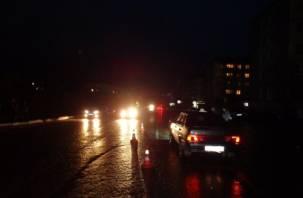 В Починковском районе пешеход скончался под колесами автомобиля