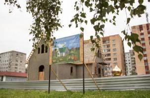 В Смоленске благоустроят три территории за счет церкви и банкиров