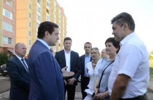 Обещание Островского в микрорайоне Королевка пересмотрят на публичных слушаниях