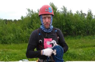 Смолянин стал лучшим спасателем МЧС России
