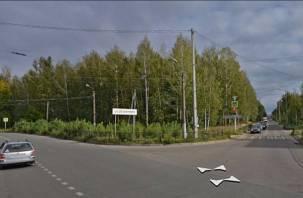 В Смоленске пустят под нож еще одну зеленую зону в Промышленном районе