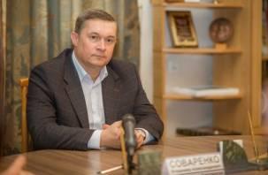 Смоленский мэр «за»: воркшоп и соцопрос помогут решить судьбу Соловьиной рощи