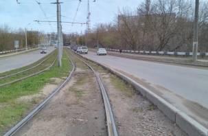 В Смоленске открыли движение по дамбе на улице Нахимова