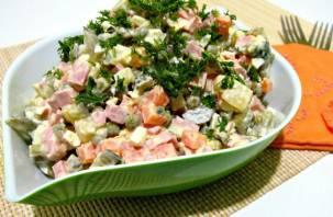 Сколько стоит приготовить салат «Оливье» в Смоленской области