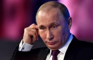 Смоленской области тяжело без помощи Путина