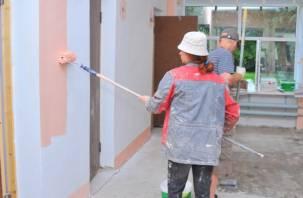 Владимир Путин выделит средства на ремонт школы и детсада в Смоленской области
