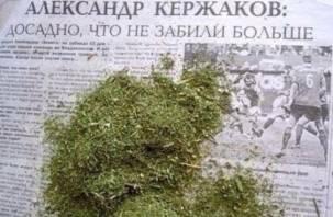 Смолянин «под кайфом» рассказал полицейским, что нашел наркотик случайно