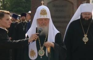 В свой день рождения патриарх Кирилл предсказал конец света