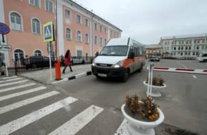В Смоленске часть автобусов будет отправляться от старого автовокзала