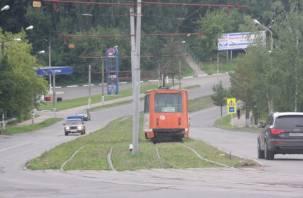 Сегодня в Смоленске трамваи и троллейбусы не поедут