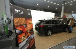 Стань ближе к мечте: смоляне оценили новые автомобили LADA Vesta