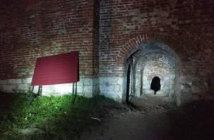 Входит и замечательно выходит: проход на крепостную стену в Смоленске открыт