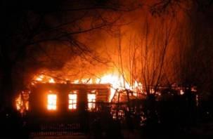 Стала известна основная причина пожаров на Смоленщине