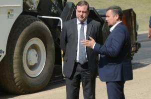 В гости без приглашения: силовики провели обыски у директора «Смоленскавтодора»