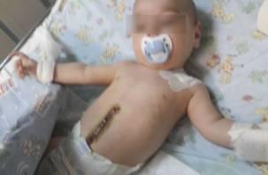 Смоленскому малышу срочно требуется помощь после клинической смерти
