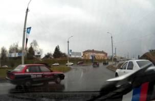 О «вафлях» и видеофиксации: что ждет смоленских автомобилистов после реформ