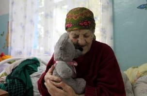 В Смоленске проводится благотворительная акция ко Дню матери