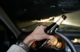 За выходные на смоленских дорогах поймали более 30 пьяных водителей