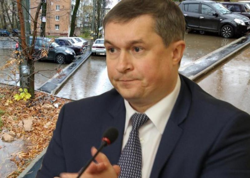 Глава Смоленска провалил федеральную программу благоустройства дворов