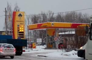 Цены на АИ 95 в Смоленске прорвали 7-месячную оборону