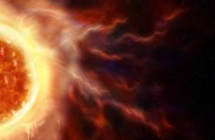 В новогоднюю ночь Землю накроет магнитная буря