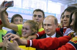 Виртуальный штаб Путина открылся в Смоленске