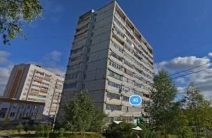 Следователи выясняют обстоятельства падения подростка с многоэтажки в Смоленске