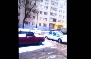 «Что за беспредел, товарищи!»: смолянин снял на видео разбирательства с инспекторами ДПС