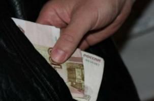 После отдыха в кафе смолянка лишилась более 40 тысяч рублей
