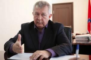 «Смоленский мэр» ушел в отставку