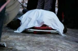На центральной улице Смоленска скончалась женщина