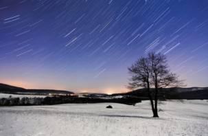 Над Смоленской областью «прольется» метеоритный дождь