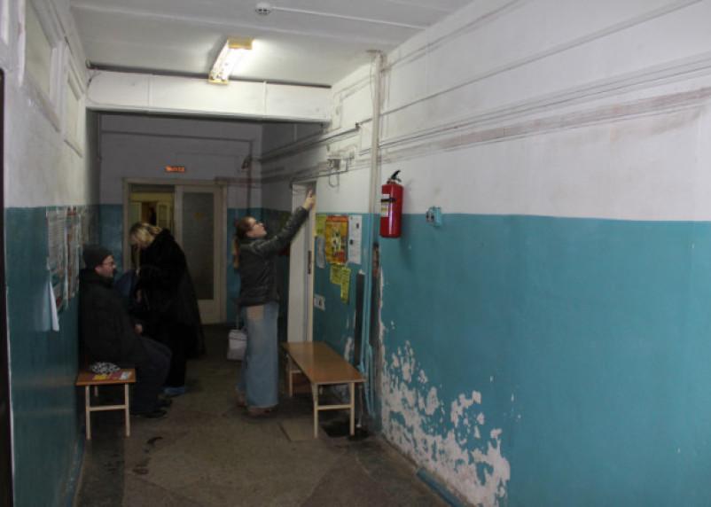 Активистов ОНФ удивила бездеятельность чиновников к проблемам в смоленской больнице