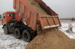 Смоленским детям решили сделать песочницы зимой