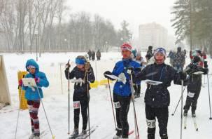 В Реадовском парке Смоленска пройдут соревнования по лыжным гонкам