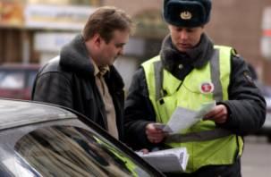 Смоленские водители заплатили миллионы за езду не по правилам