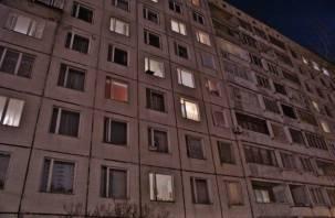 Скончалась смолянка, выпавшая из многоэтажки