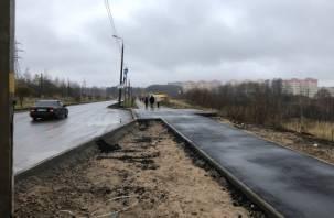 В Заднепровье появится новая остановка