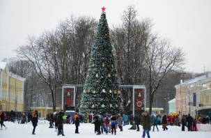 Водители не смогут проехать в центре Смоленска