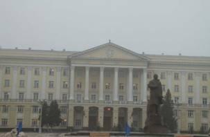 Устойчивость Смоленской области пошатнули отставки и здравоохранение
