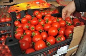 Смолян лишили десятка тонн турецких томатов и белорусского сыра
