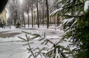 В Смоленской области будет скользко и холодно