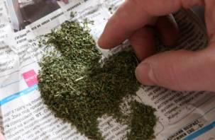 В Ярцевском районе поймали 16-летнего парня с наркотиками